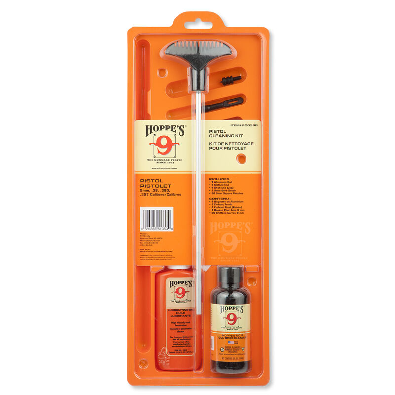 Add-On Handgun Cleaning Kit